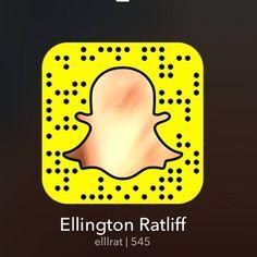 New gram to share - Snap chat elllrat by ratliffr5