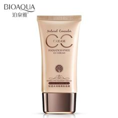 BIOAQUA isolation CC cream BB natural moisturizing cream upgrade nude make-up Concealer strong foundation of genuine direct sale  #sweet #ootd #beauty #fashionista #stylish #styles #model #love #shopping #pretty