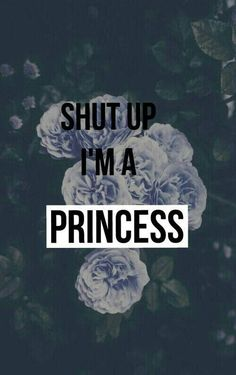 iPhone Wallpaper - Shut Up I'm A Princess👑 Wallpapers Tumblr, Tumblr Backgrounds, Cute Backgrounds, Tumblr Wallpaper, Funny Wallpapers, Screen Wallpaper, Photo Wallpaper, Disney Wallpaper, Phone Backgrounds