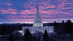 Public Open House to Begin at Idaho Falls Idaho Temple