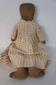 Plain simple straight forward antique cloth doll #dollshopsunited