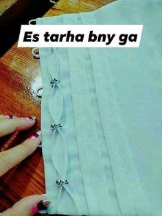 Salwar Designs, Kurta Designs Women, Kurti Designs Party Wear, Blouse Designs, Neckline Designs, Neck Designs For Suits, Sleeves Designs For Dresses, Sleeve Designs, Stylish Dresses For Girls