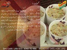 Tea Cooking Recipes In Urdu, Spicy Recipes, Tea Recipes, Indian Food Recipes, Recipies, Masala Tv Recipe, Chai Recipe, Biryani Recipe, Afghan Food Recipes