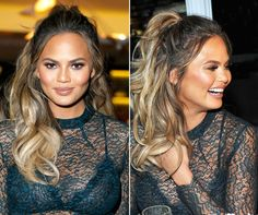 The Half-Up Ponytail: How to Get the Look