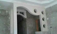 House Floor Design, Duplex House Design, Small House Design, Arch Designs For Hall, Pillar Design, House Ceiling Design, Architectural House Plans, Door Design Interior, Partition Design