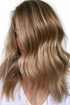 Light Brown Hair Colors That Will Take Your Breath Away ★ See more: http://lovehairstyles.com/light-brown-hair-colors/