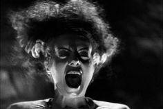 The Bride of Frankenstein - Elsa Lanchester