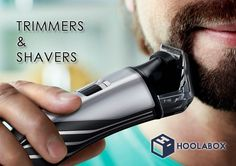 Online shopping store for men- Buy Men's Electric #Trimmers & #Shavers online at low price. Shop online for wide range of Trimmers from top brands on Hoolabox, India.  Please Visit:- http://hoolabox.com/262-shavers-trimmers