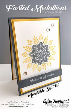 Stampin' Up! Australia: Kylie Bertucci Independent Demonstrator: International Blog Hop featuring current Stampin' Up!® Products