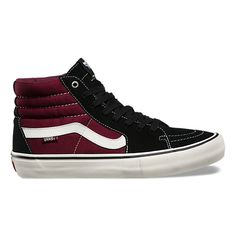 Shop Pro Shoes today at Vans. The official Vans online store. Vans Shoes Kids, Mens Vans Shoes, Vans Classic High Top, High Top Vans, Vans Sk8 Hi Pro, Vans Shoes Fashion, Galaxy Shoes, Tenis Vans, Lit Shoes