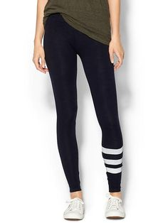 comfy striped yoga leggings http://rstyle.me/~30tIM