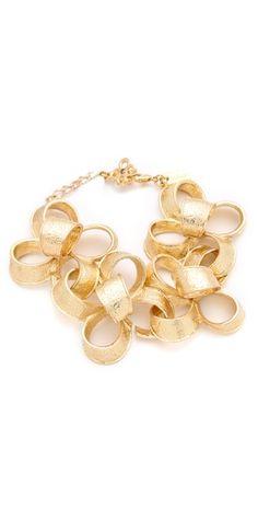 tuleste market    Ribbon Bracelet  Style #:TULST40109  $98.00