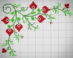 Cat Cross Stitches, Cross Stitch Borders, Cross Stitch Embroidery, Cross Stitch Patterns, Prayer Rug, Erdem, Crafts To Do, My Images, Blackwork