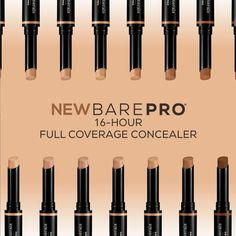 Award winning face makeup from bareMinerals. Our clean beauty makeup products include foundation, concealer, finishing powder, blush, bronzer and more! Beauty Skin, Beauty Makeup, Eye Makeup, Drugstore Makeup, Hair Beauty, Concealer, Makeup Charts, Best Eyebrow Products, Pedicures