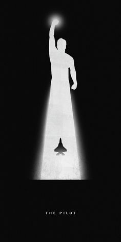 Affiches silhouettes de Khoa Ho - Green Lantern