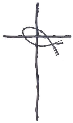 Pascua Cross Wall Décor