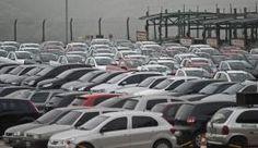 Pregopontocom Tudo: Vendas de veículos novos caem 27,4% em 12 meses, meses, diz Anfavea...
