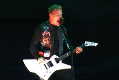 Metallica - Some of our favorite shots from Outside Lands 2012.