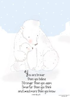 Polar Bear Art Work Polar Bears Animal by RoseHillDesignStudio, $20.00