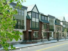 New Construction luxury townhouses for sale in Tuckahoe, New York, just 30 minutes outside of New York City.