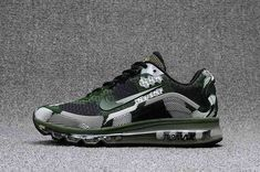 Nike Air Max 2017.8 KPU Camo Green Men Sneakers