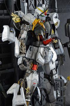 GUNDAM GUY: PG 1/60 Gundam Mk-II (AEUG) - Diorama Build