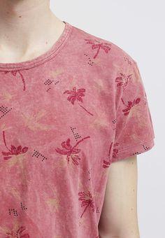 Scotch & Soda T-Shirt print - red - Zalando.de