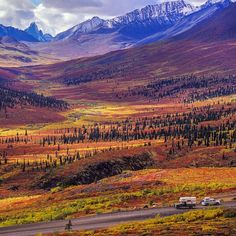 This is #Tombstone Territorial Park.  Yukon Territory, Canada