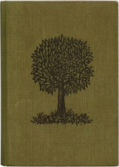 i love the textures of this book & the tree on the front