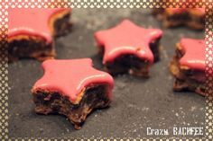 ♥ mulled wine stars - Lisbeths - ★ Ho Ho Ho dear ones! ★ ★ ★ My name is Stefanie and I am known as the Crazy Backfee. Soft Gingerbread Cookie Recipe, Easy Christmas Cookie Recipes, Healthy Holiday Recipes, Holiday Appetizers, Holiday Desserts, Holiday Baking, Italian Cookie Recipes, Italian Desserts, Cupcakes