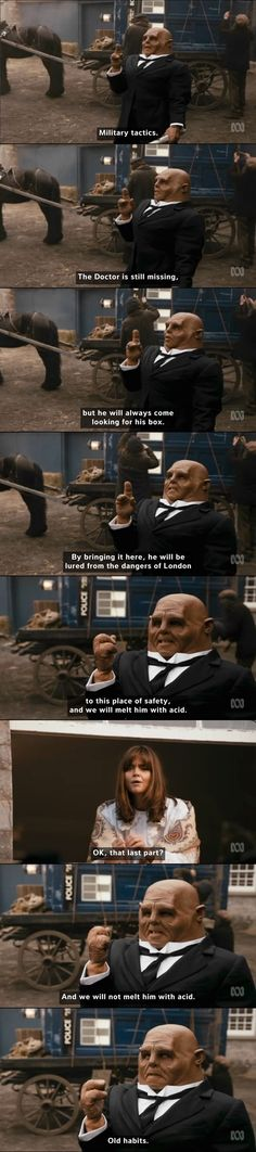 The Master Tactician. I love Strax, the potato one! I hope this goes on this board :p