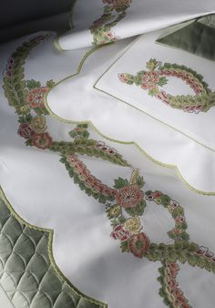 Custom sheets and cases   Luxury Bed Linens by Léron