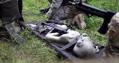 Imagem de Alienigena morto é divulgada em site francês