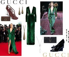 """""""Icons of Heritage with Gucci - Gucci two ways"""" by tanherb on Polyvore"""