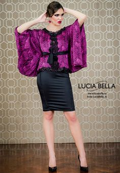 Luciabella is back on track! Check out our Lucia Bella outfit suggestion: An elegant, loose purple tophttp://goo.gl/QQSjUB & A classy sassy satin black skirthttp://goo.gl/m7FkyP Access us for more details on: www.luciabella.ro and feel free to leave your order through a Facebook text too! Have a great weekend, bellas #luciabella #top #skirt #summer #collection