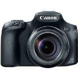 #8: Canon Powershot SX60 16.1MP Digital Camera 65x Optical Zoom Lens 3-inch LCD Tilt Screen (Black) #photography #ad