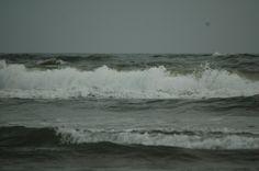 Amongst the waves (Goa)