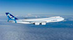 Boeing 747-8F - Cargo Plane