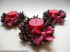 Jolis bougeoirs DIY pour Noel! 15 idées pour vous inspirer... Jolis bougeoirs DIY pour Noel. Si vous aimez créer tout seul vos petites décorations de Noel, ce post vous plaira à coup sûr! Voici pour vous aujourd'hui une petite sélection de 15...