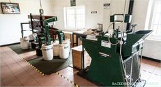 Tea Factory Hotel Teefabrik zum Besichtigen