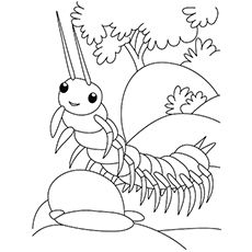 Top 17 Bug Coloring Pages Your Little Ones Will Love To Color Insect Coloring Pages Ladybug Coloring Page Bunny Coloring Pages