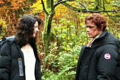 """It has always been forever, for me, Sassenach"" : Foto   /BTS , source tumblr"