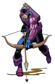 Hawkeye - John Romita Jr.