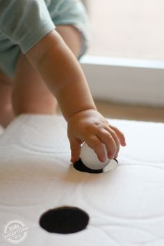 Simple Baby Games: Think Outside of the Box!