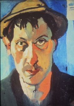 Matisse portrait of Andre Derain by glennhirsch, via Flickr