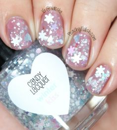 Candy Lacquer: Winter Kiss