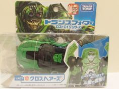 Transformers Crossheirs LA07 Takara Tomy Action Figure Toy Japan