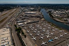 Federal Aviation Administration, Us Companies, General Electric, Long Haul, New Market, Open Up, Washington State, The Expanse, City Photo