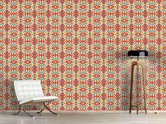 Design #Tapete Arabeske Interpretation