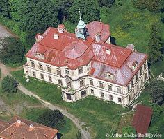 Trpísty Beautiful Places In The World, Most Beautiful, Germany Castles, Kirchen, Czech Republic, Medieval, Mansions, Palaces, House Styles